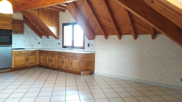 location appartement CLERMONT 1 pieces, 40m